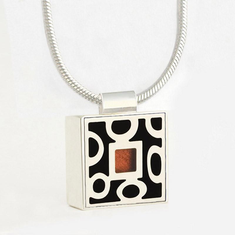 3263 v square art deco pendant victoria varga jewelry 3263 v square art deco pendant aloadofball Images